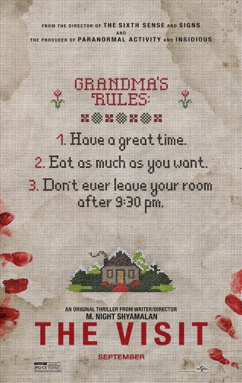Poster de La Visita