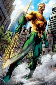Convergence Justice League America Aquaman