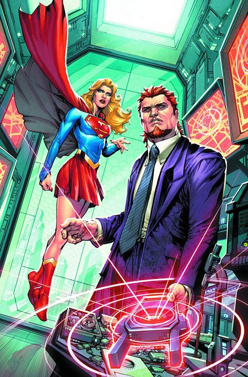 Convergencia: Supergirl #1