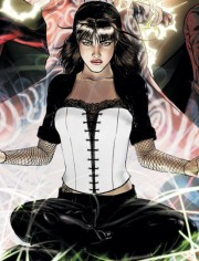 Convergence Justice League America Zatanna