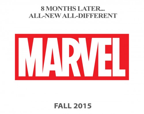 All New Marvel Now