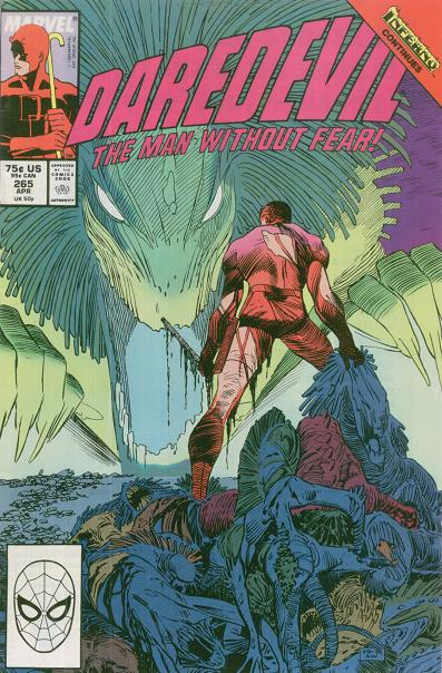 Portadas de cómics Daredevil_Vol_1_265