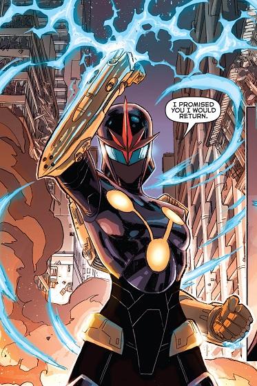 Infinity Gauntlet Nueva Nova