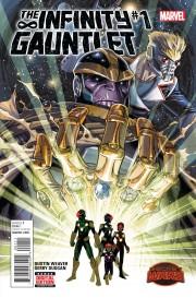 InfinityGauntlet001cover