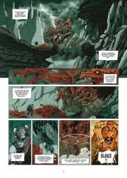 Primeras páginas de Aslak por Emmanuel Michalak