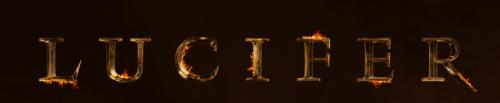 Diseño oficial para el título de la serie