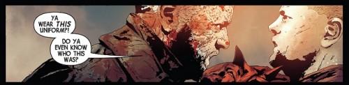 Old Man Logan Daredevil