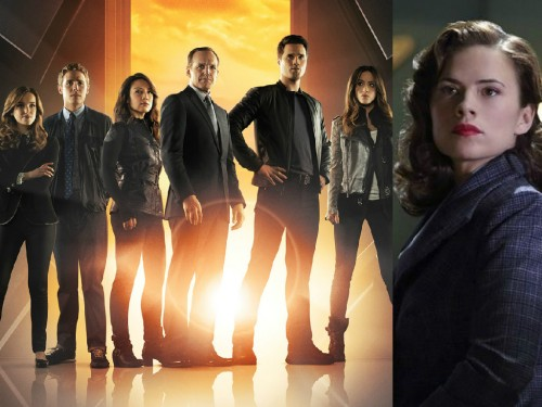 Agents of S.H.I.E.L.D. y Agente Carter, renovadas