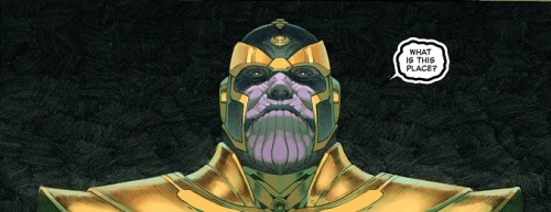 Secret Wars Thanos