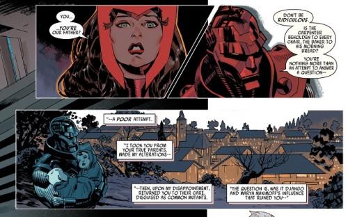 Uncanny Avengers Wanda Maximoff