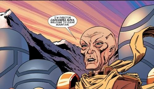 X-Men '92 Cassandra Nova