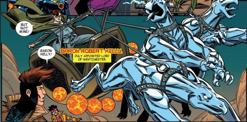 X-Men '92 Kelly Secret Wars