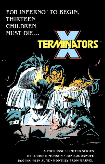 X-Terminators House Ad 001