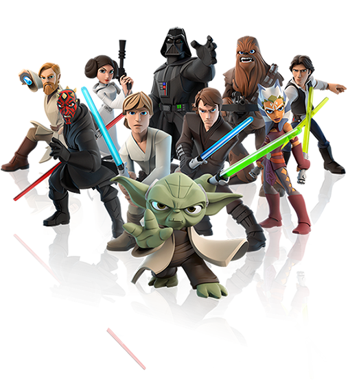 #ZNGAMES: ¡Disney Infinity se trae a Star Wars, Age of ...