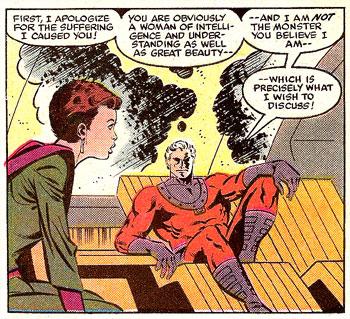 magneto y Wasp