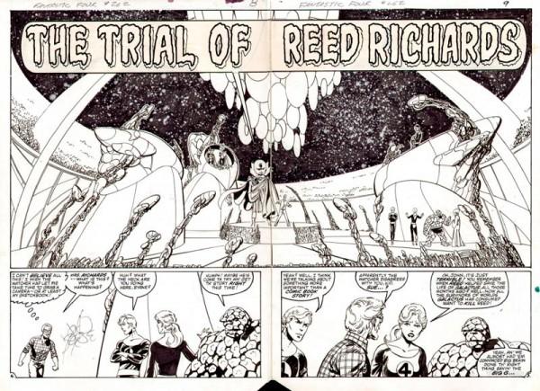 El juicio de Reed Richards