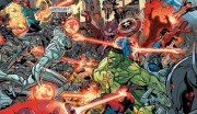 Age of Ultron vs. Marvel Zombies Portada