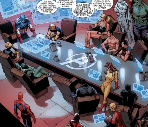 Amazing Spider-Man Formacion