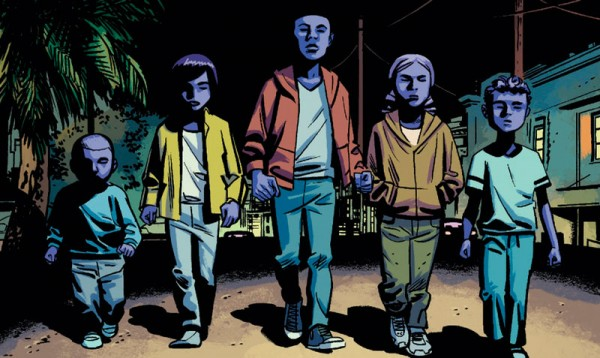 Los terroríficos hijos del Hombre Púrpura