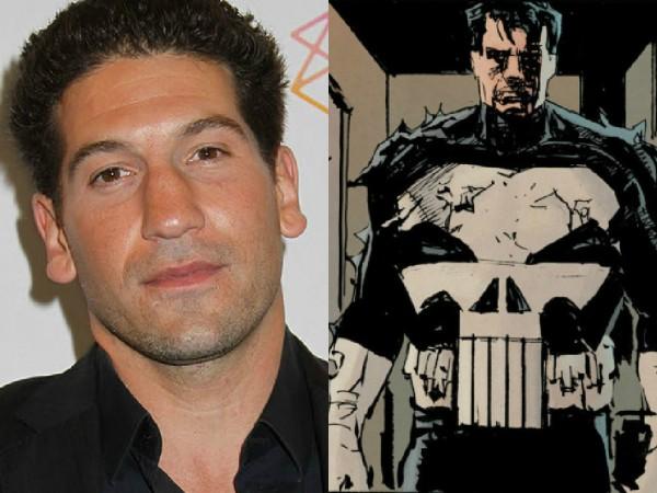 Jon Bernthal será Punisher en la segunda temporada de Daredevil