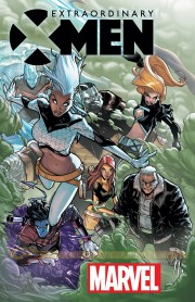 Portada de Extraordinary X-Men #1