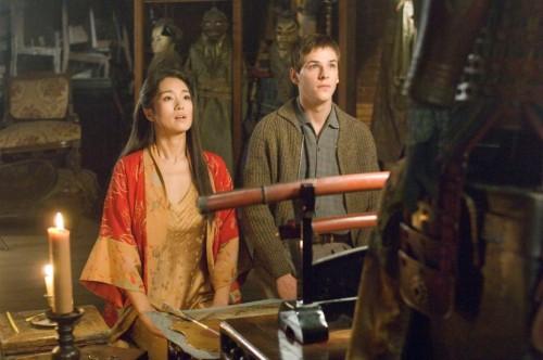 Hannibal y su tía política, Lady Murasaki