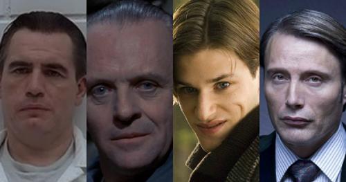 Los cuatro Hannibal Lecter del cine y la televisión