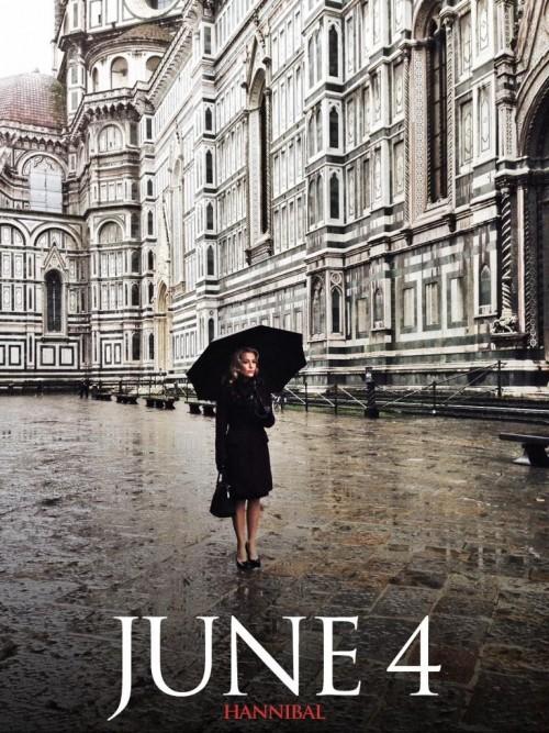 Poster de la tercera temporada con Gillian Anderson como protagonista