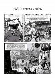Primeras páginas de A bordo de la Estrella Matutina por Riff Reb's