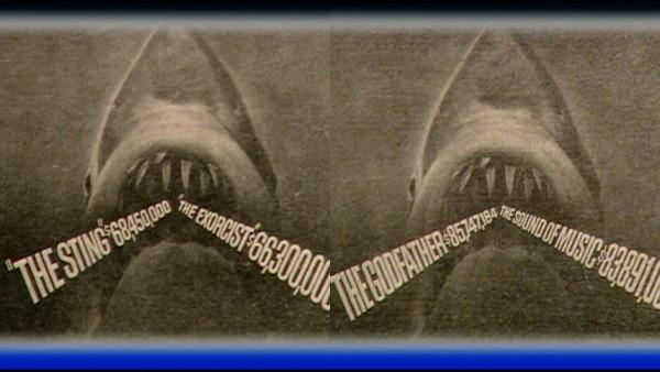 Los carteles de los récords de Tiburón