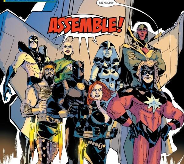 Korvac Saga Avengers Assemble