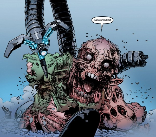 Marvel Zombies Superior Otto