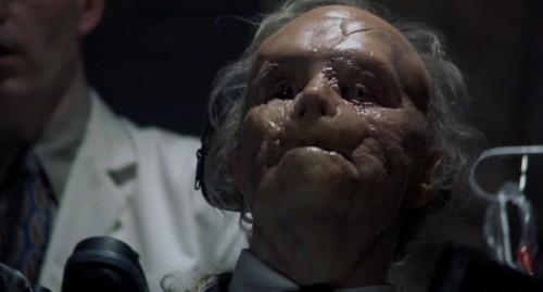 Bajo todo el maquillaje se encuentra Gary Oldman