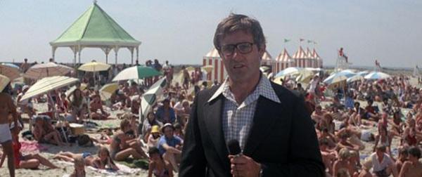 Peter Benchley y su cameo en Tiburón