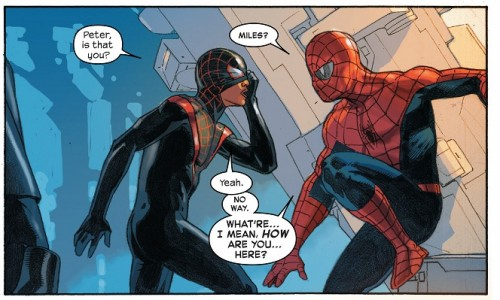 Secret Wars Spidermen