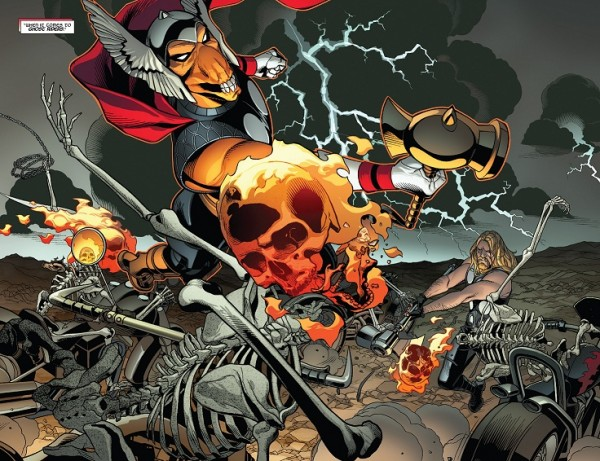 Thors Secret Wars Ghost Riders