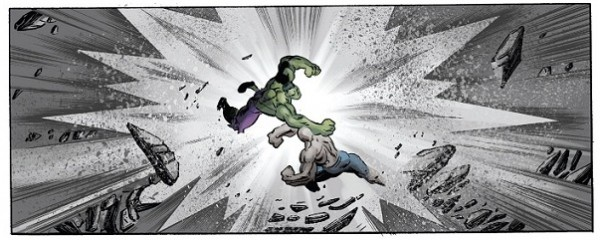 Ultimate End  Hulk