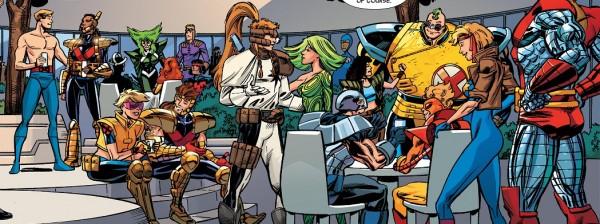 X-Men 92 Vivan los Noventa