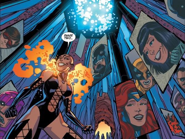 X-Men Casandra Nova Reina Negra