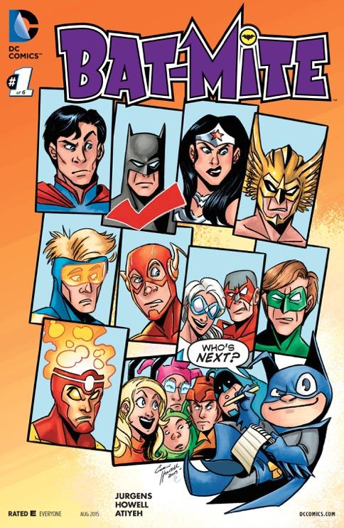 DC You: Bat-mite 1