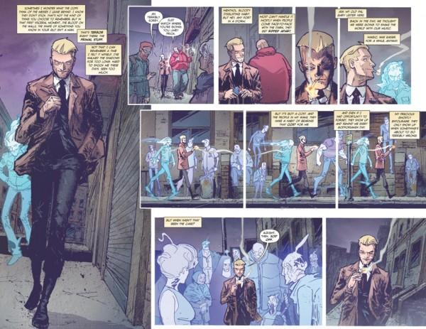 No hace falta ser un experto en Constantine para seguir esta serie