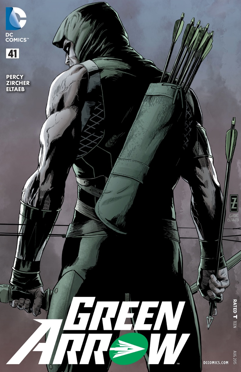DC You: Green Arrow 41