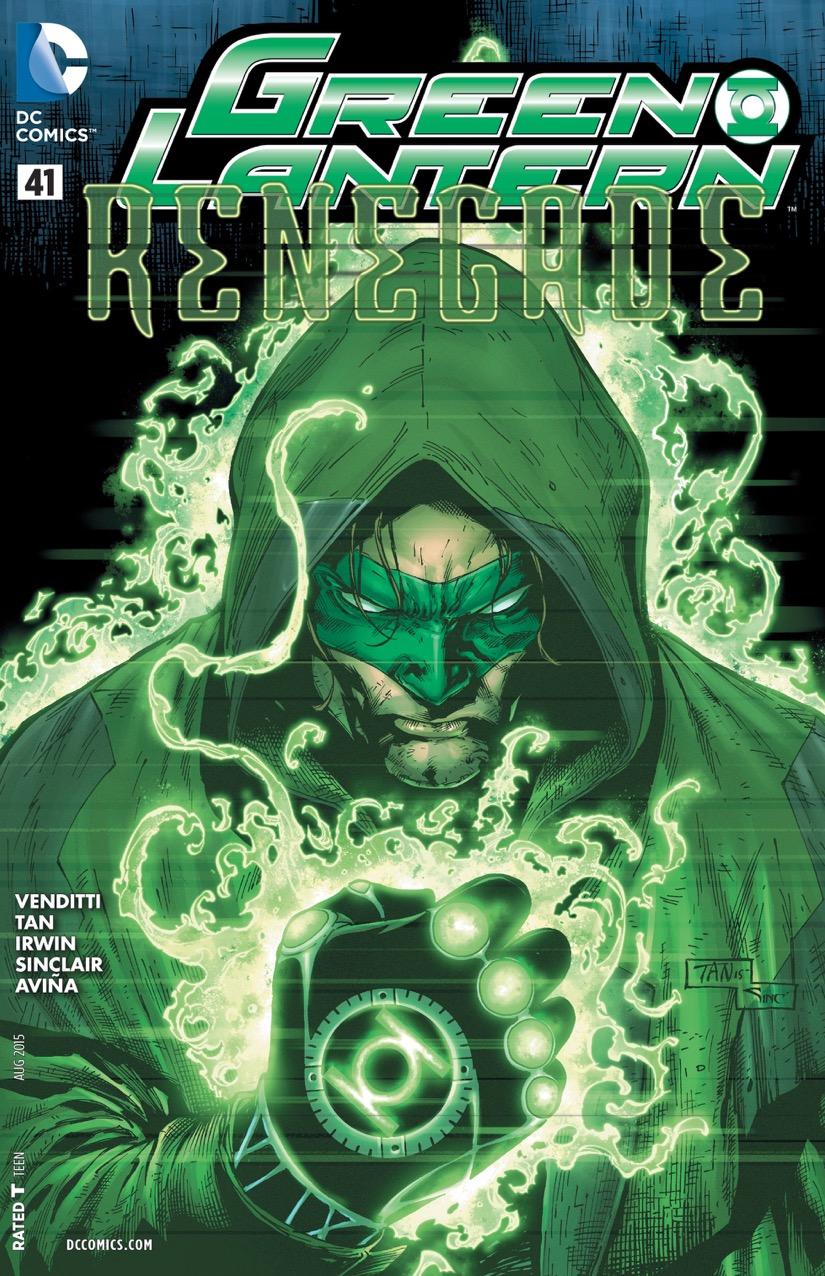 DC You: Green Lantern 41