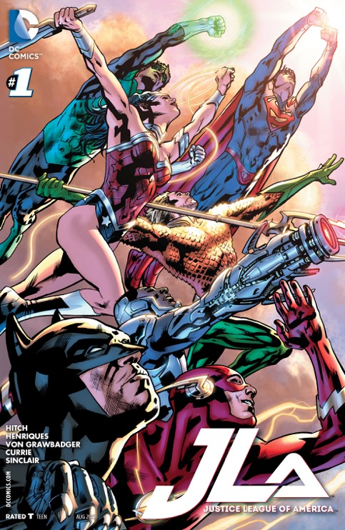 DC You: Justice League of America
