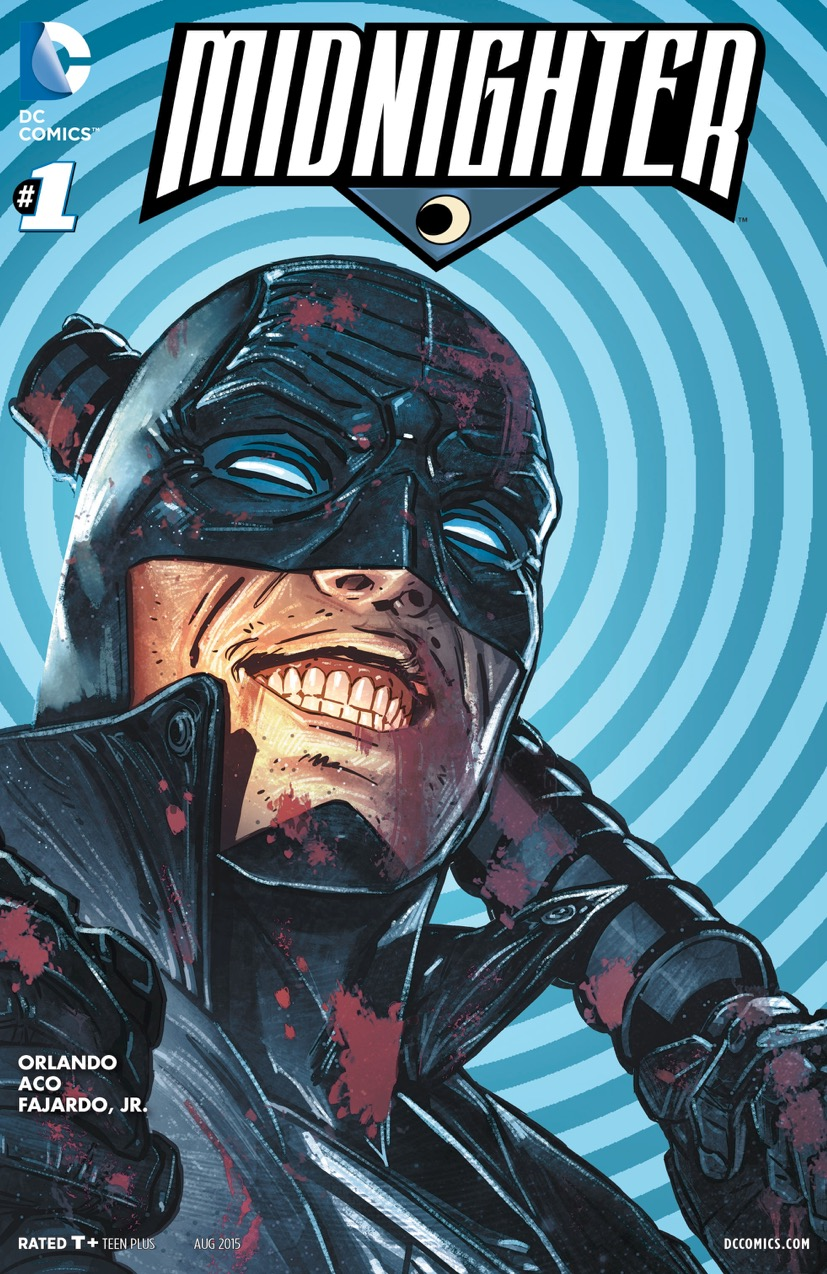 DC You: Midnighter 1