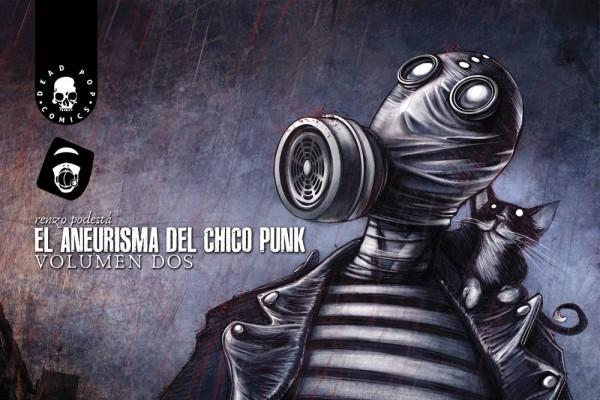 Aneurisma_Chico_Punk_2_tapa