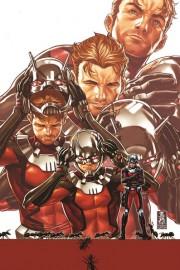 Ant-Man Panini Comics Rosanas