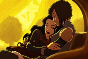 Avatar Legend Korra