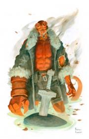 Hellboy_Paolo_Rivera