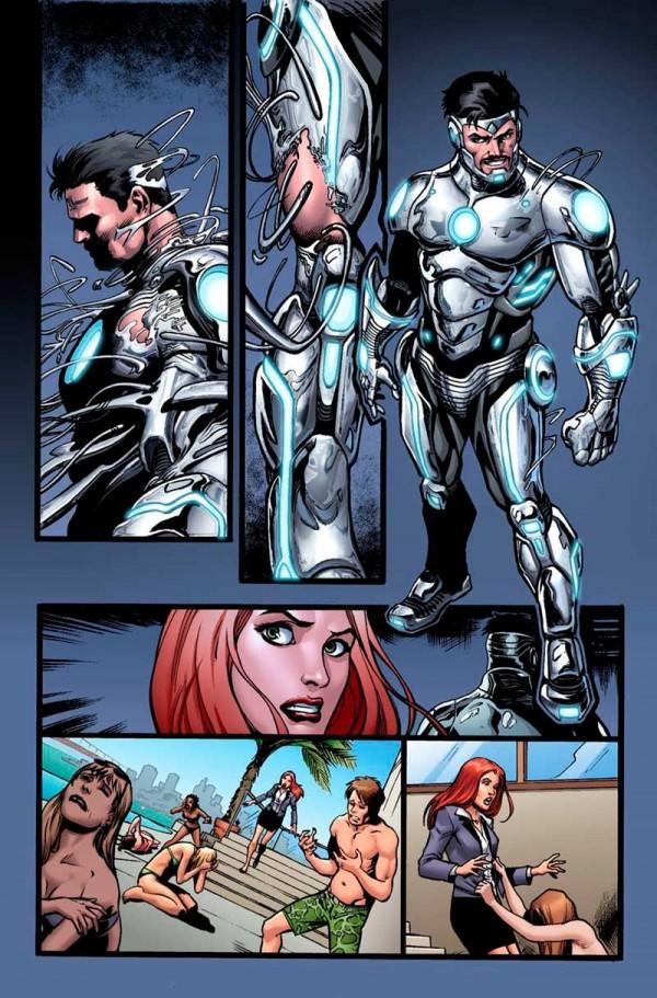 Tony Stark Superior